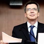"""Kanzleramtsminister Thomas de Maiziere: """"Vorschriften nicht für voll genommen"""""""
