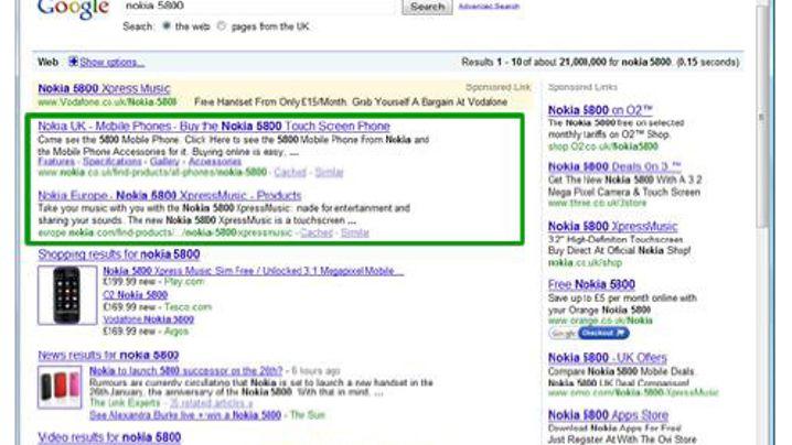 Foundem-Vorwürfe: Manipuliert Google seine Suchmaschine?