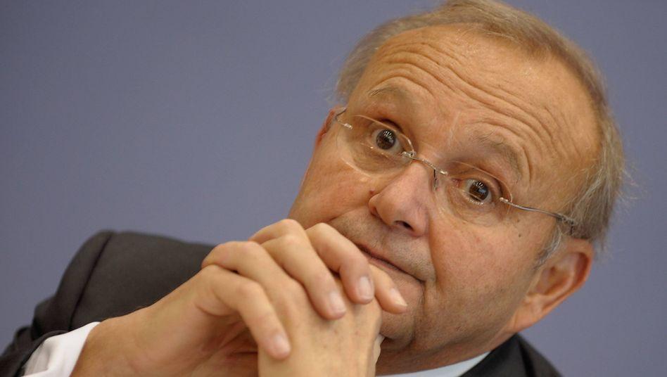 Ökonom Wolfgang Franz: Abschied von EnBW