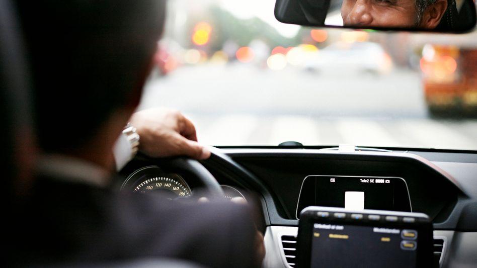 Taxifahrer: Kunden haben Gesprächsbedarf