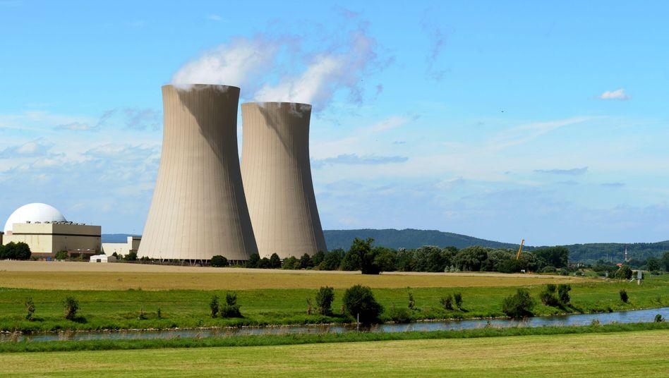 Atomkraftwerk Grohnde (Archiv)