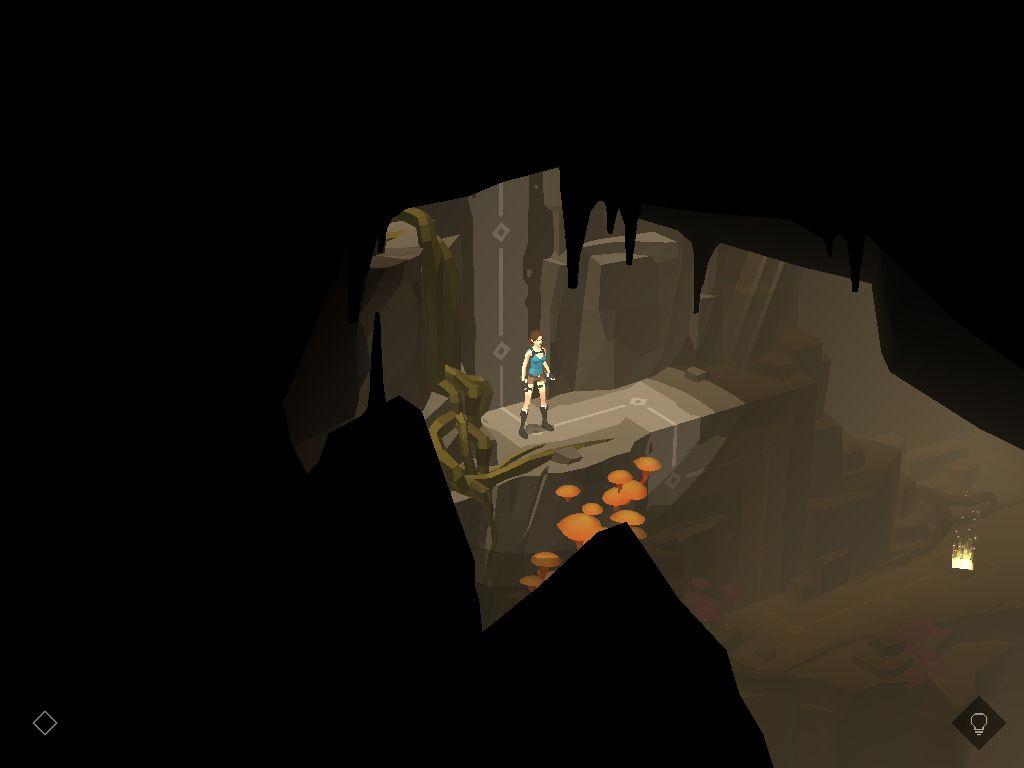 Lara Croft Go/ LaraGo002