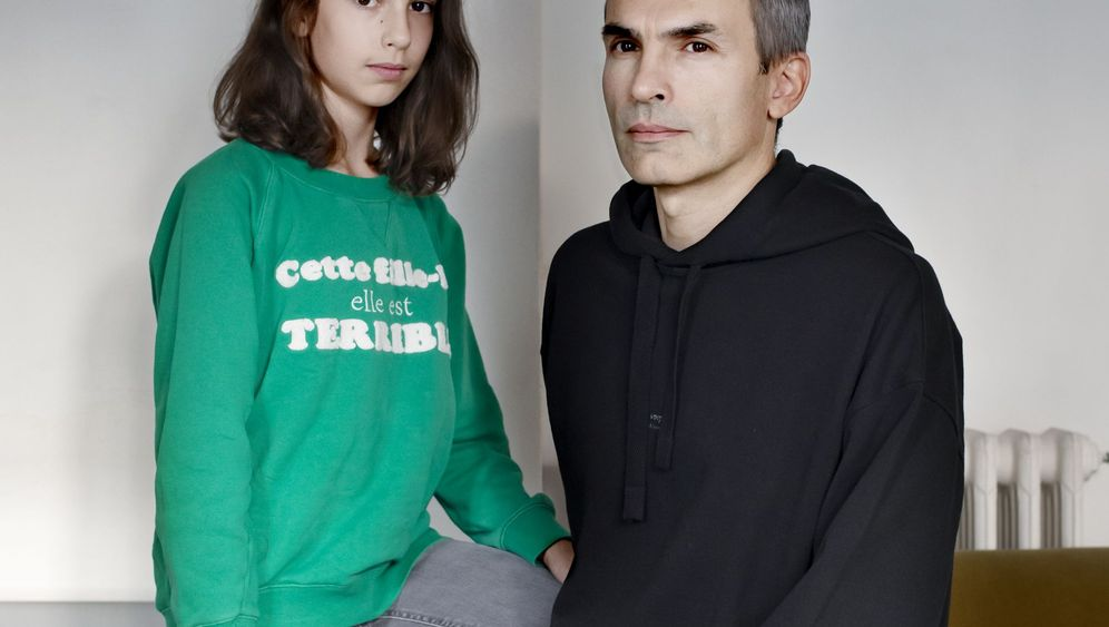 Asiatische Gesetz Junge Tochter Junge Asiatische