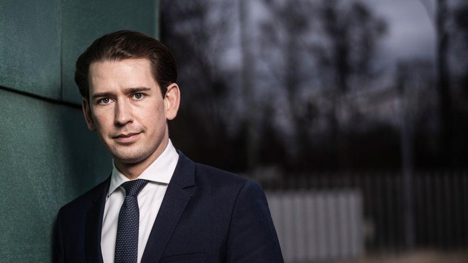 Österreichs Kanzler Kurz: Beschädigte Heldengeschichte