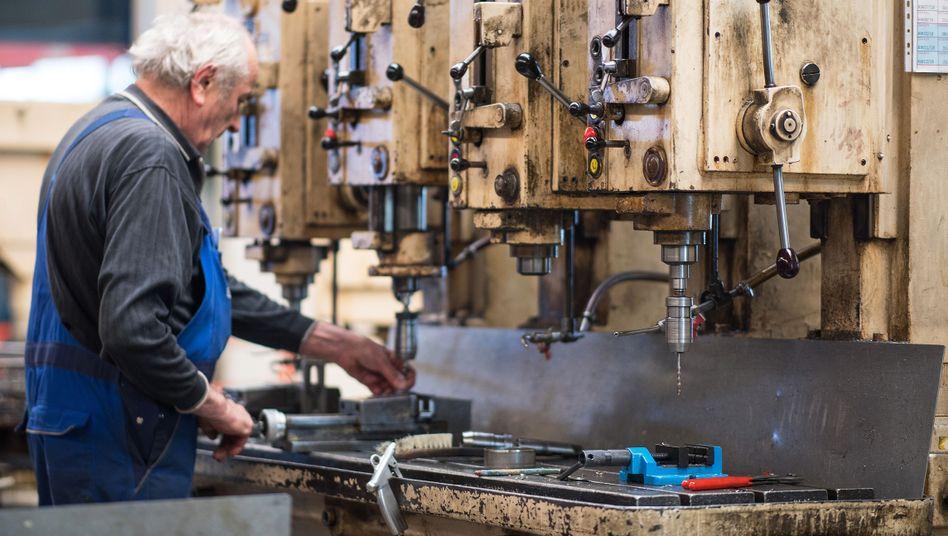 Immer mehr Menschen arbeiten noch im Rentenalter
