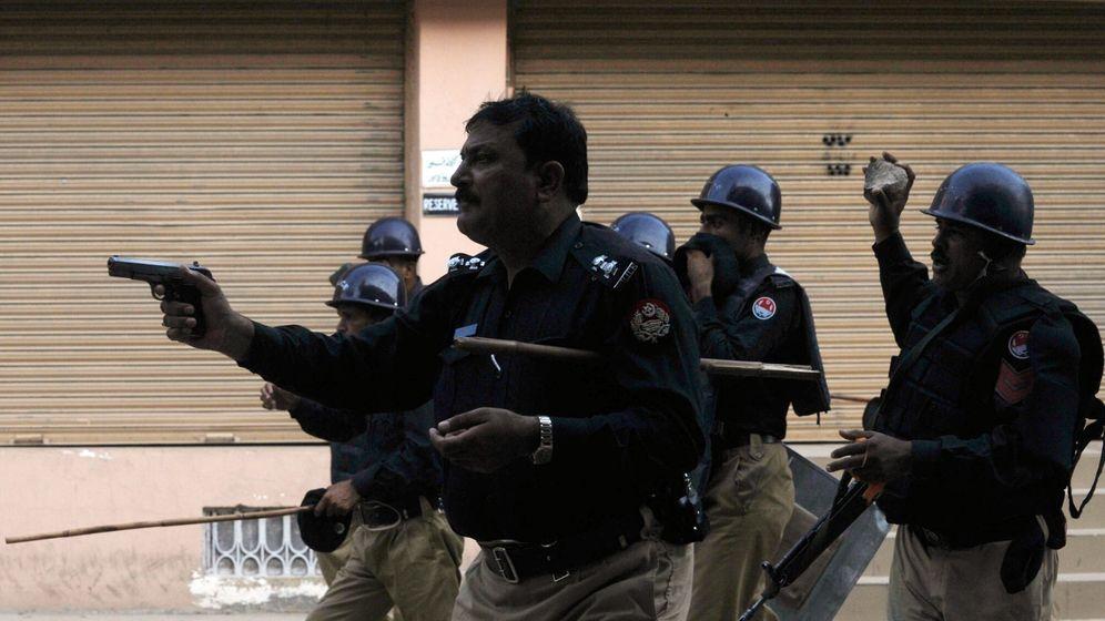 Neue Proteste in Pakistan: Tote am Tag des Zorns