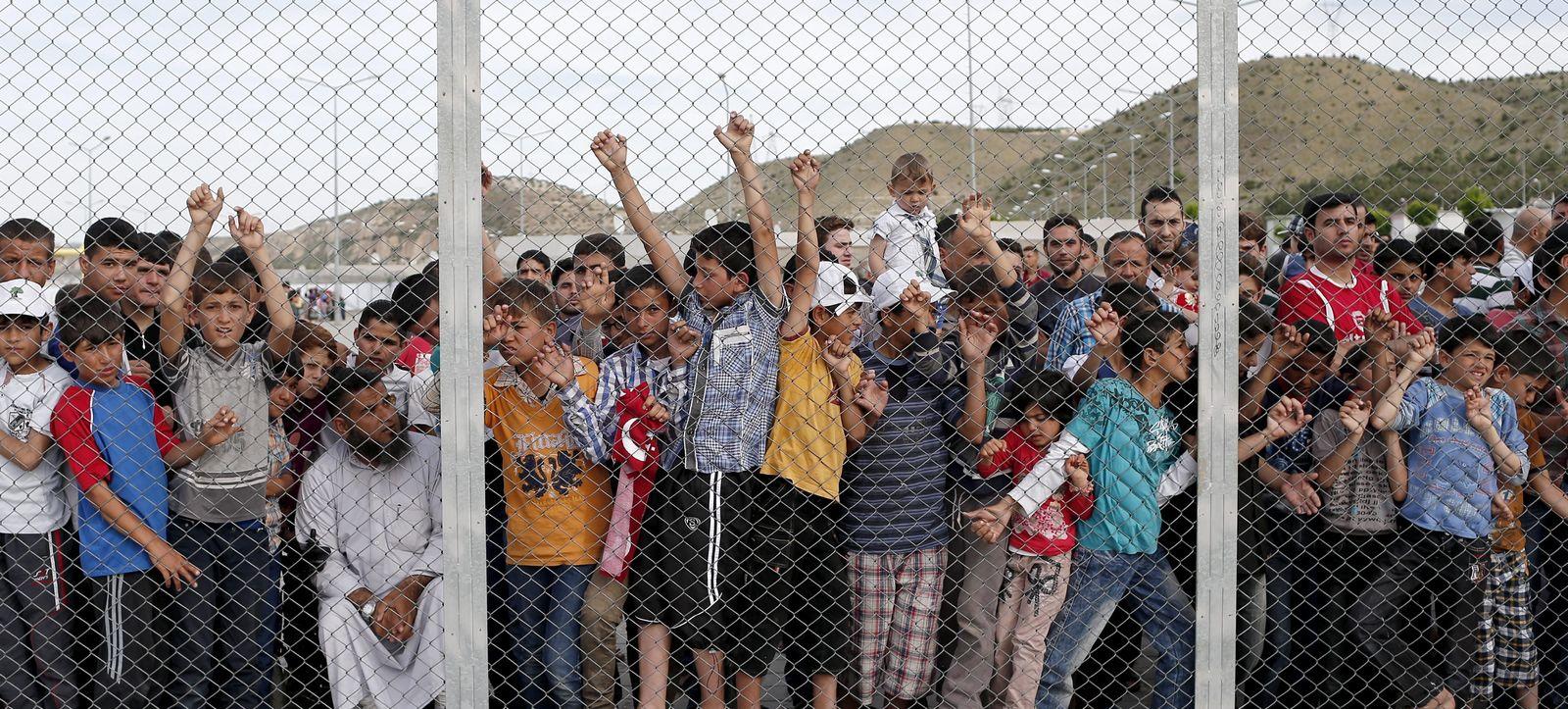 Flüchtlinge/ Türkei
