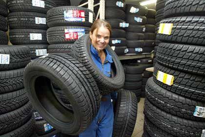"""Reifenhandel: In Deutschland sind die """"Brand Advocats"""" eine Randerscheinung"""