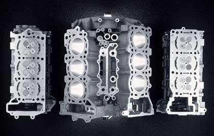 OM642-Motorblock: Hier entstehen 224 PS und 510 Newtonmeter