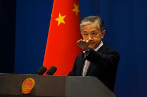 Wang Wenbin, Sprecher des chinesischen Außenministeriums