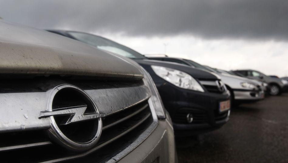Opel-Logo: Neue Erkenntnisse zum geplatzten Magna-Deal