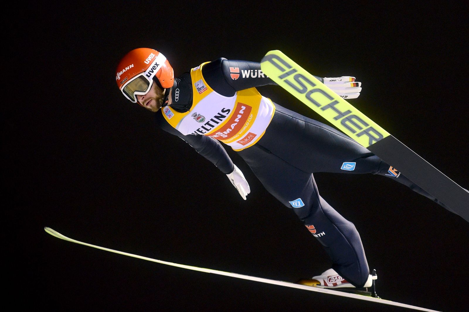 Finland Skiing Nordic WCup