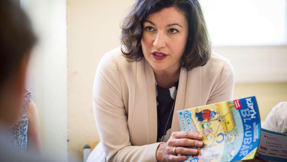 """Dorothee Bär (CSU): """"Nicht begeistert, wenn es um einen Datenaustausch zwischen den Behörden geht"""""""