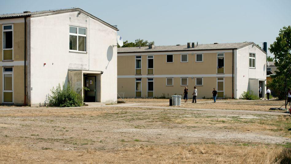 Max-Immelmann-Kaserne in Manching (Bayern): Rückführungszentrum für Asylbewerber ohne Bleibeperspektive