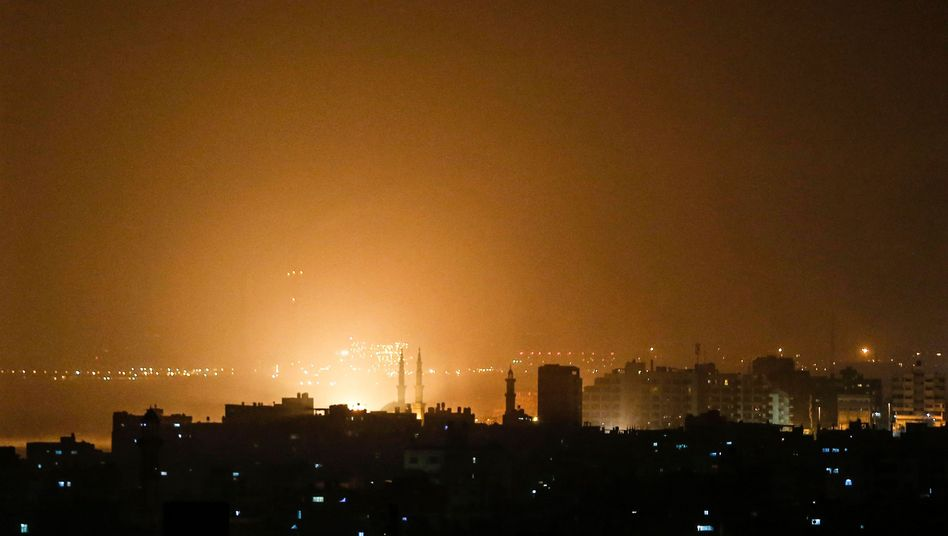 Angriffe auf Gaza