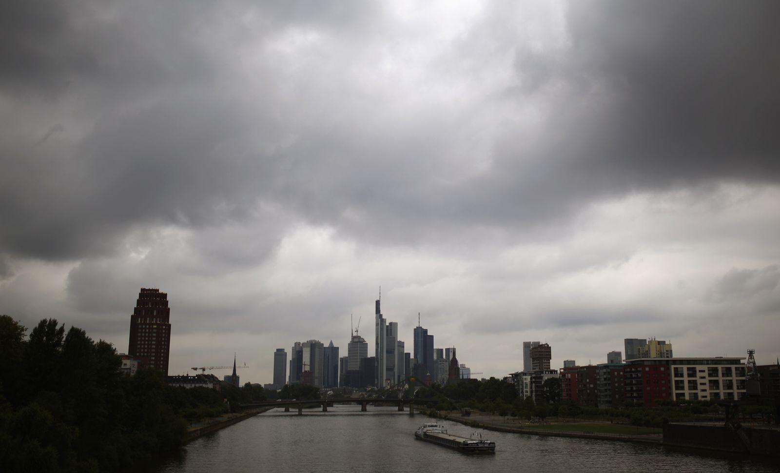 Frankfurt/ Skyline