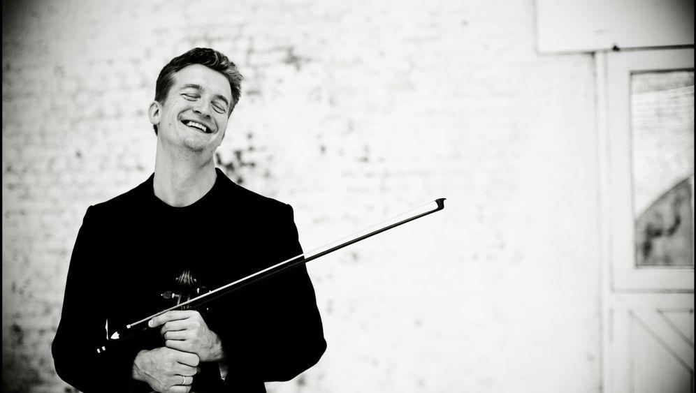 Konzert-Avantgarde: Tetzlaff brilliert mit Widmanns Violinkonzert