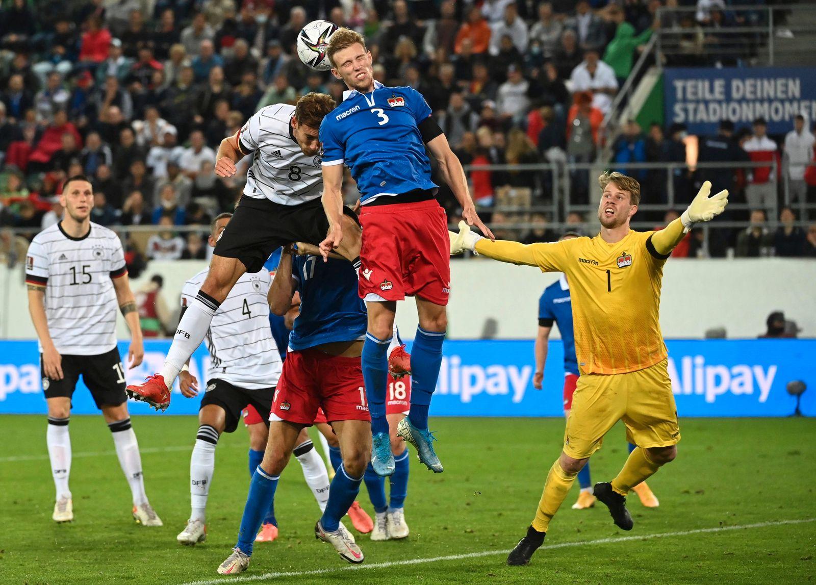 Liechtenstein - Deutschland