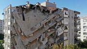 Dreijährige aus Trümmern gerettet – 65 Stunden nach Erdbeben