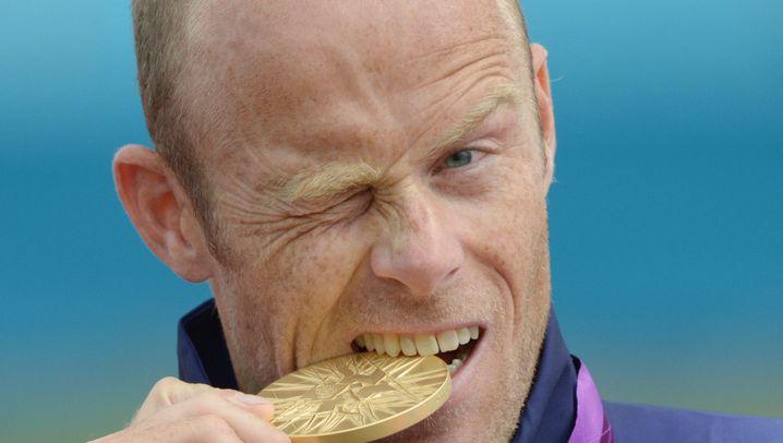 Larsen, Brendel, Outteridge: Die Goldmedaillengewinner des zwölften Tages