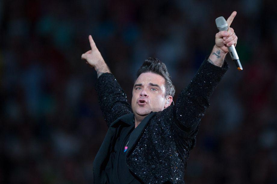"""Robbie Williams: """"War ich nüchtern? Absolut!"""""""