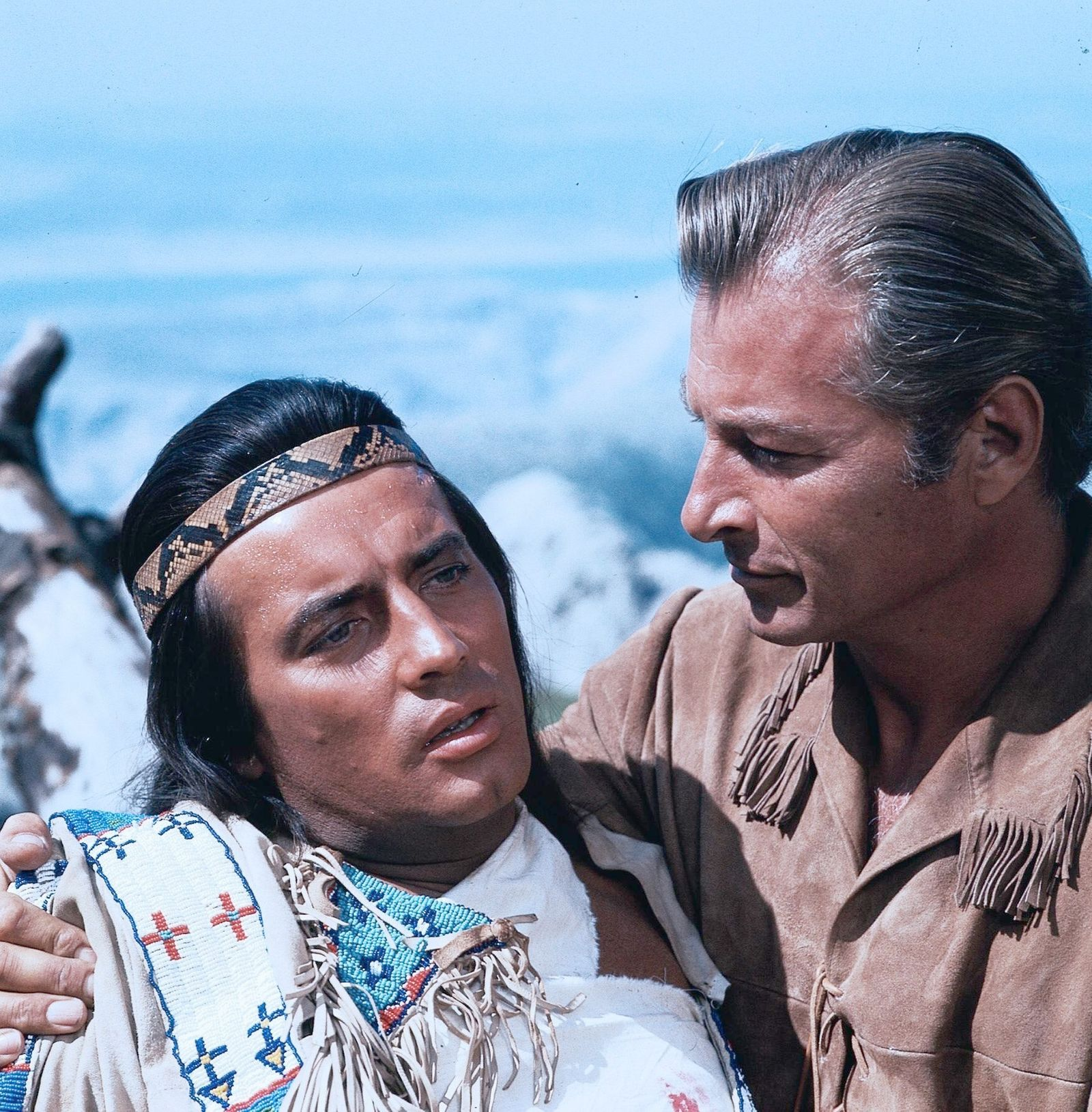 Winnetou III / Vinetu III