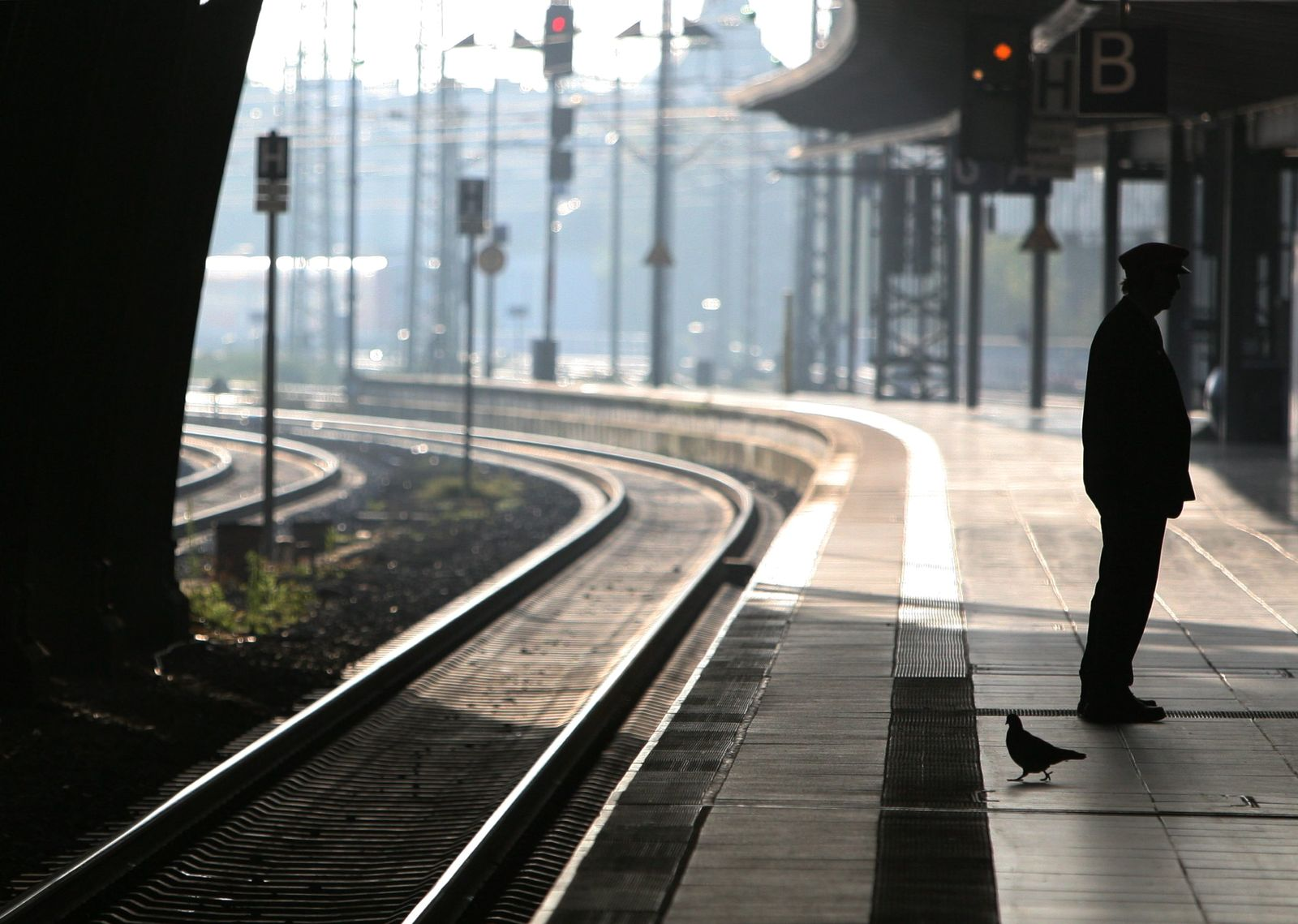 NICHT VERWENDEN Bremen/ Hauptbahnhof