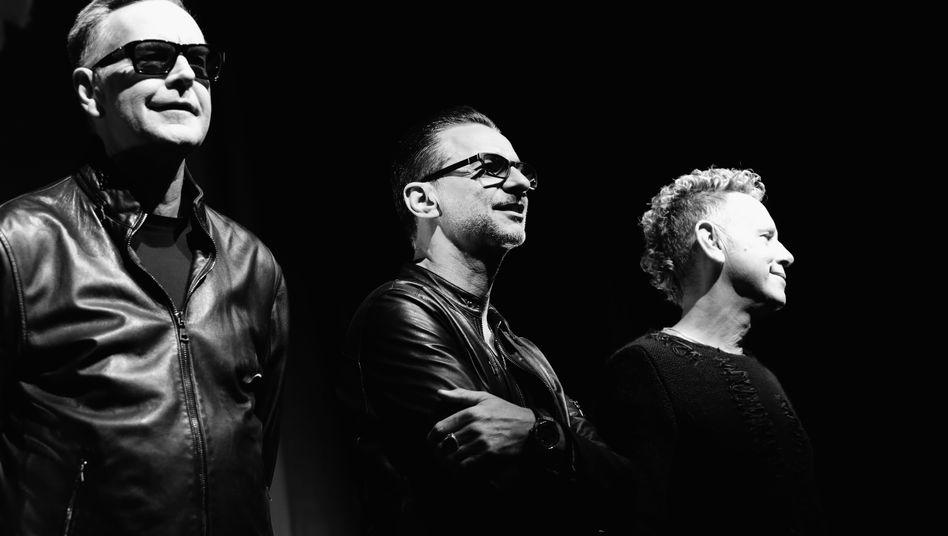 Depeche Mode am 11.10.2016 in Mailand