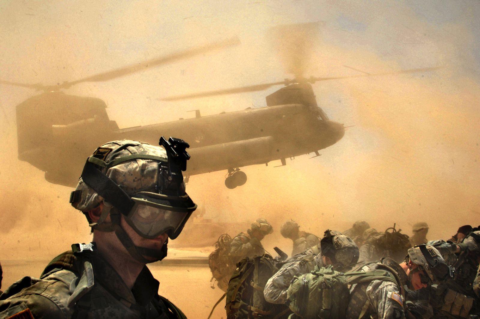 Irak / US-Truppen / Abzug