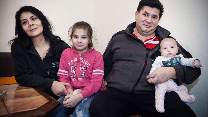 Hilfsprojekt für Roma: In Würde wohnen