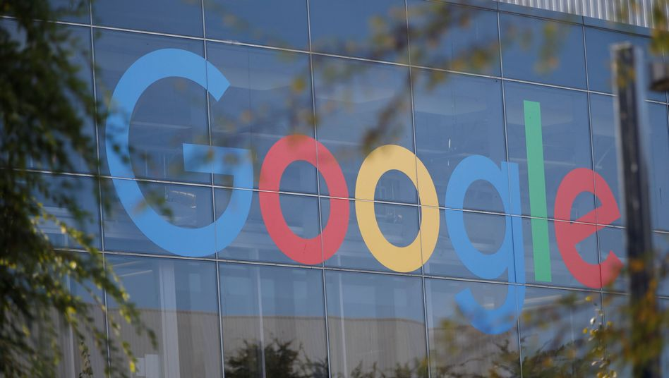 Google-Hauptquartier (Archiv)