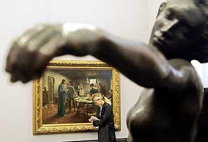 Museen: Konkurrenz zu vielen anderen Freizeitangeboten