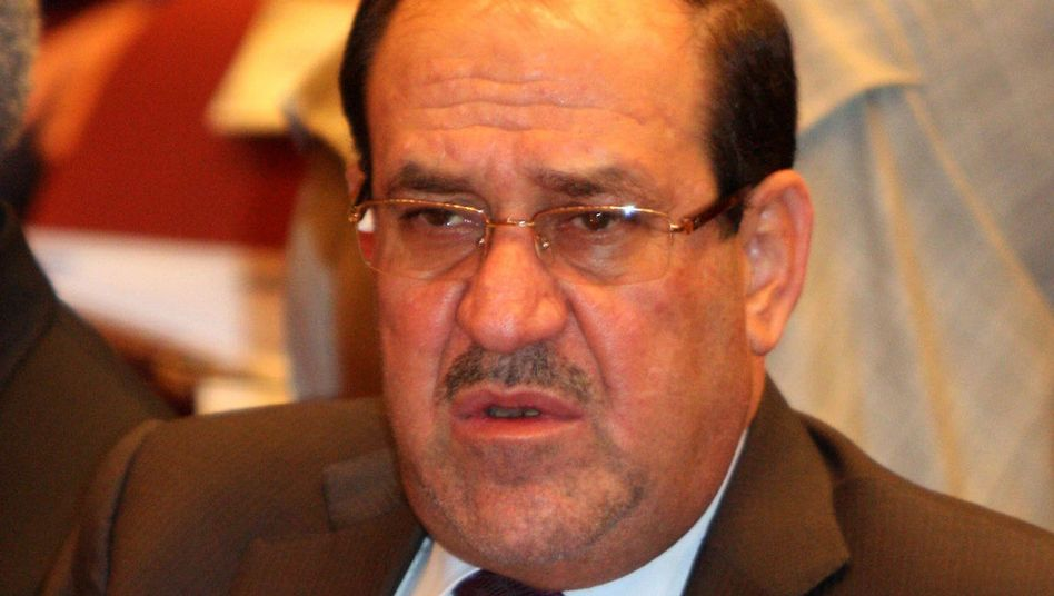 """Ministerpräsident Maliki: """"Ich werde ein Soldat bleiben"""""""