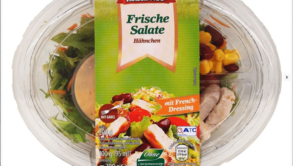 """Hähnchensalat von """"Trader Joe's"""": Hersteller ruft mehrere Produkte wegen möglicher Bakterien zurück"""