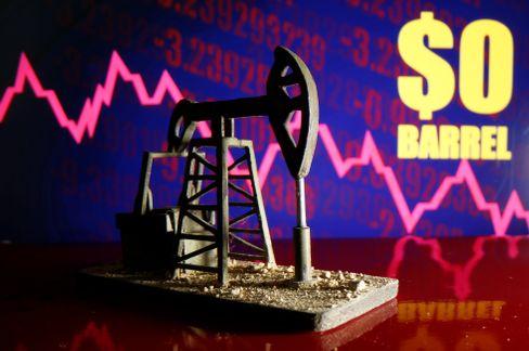 Der Absturz des Ölpreises in den Minusbereich ist historisch (Symbolbild)