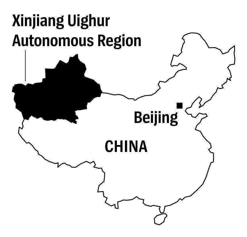 Karte aus 48/2019, Seite 87 für International