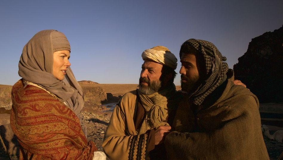 Regie-Desaster von Werner Herzog: Der Schimmel über der Wüste