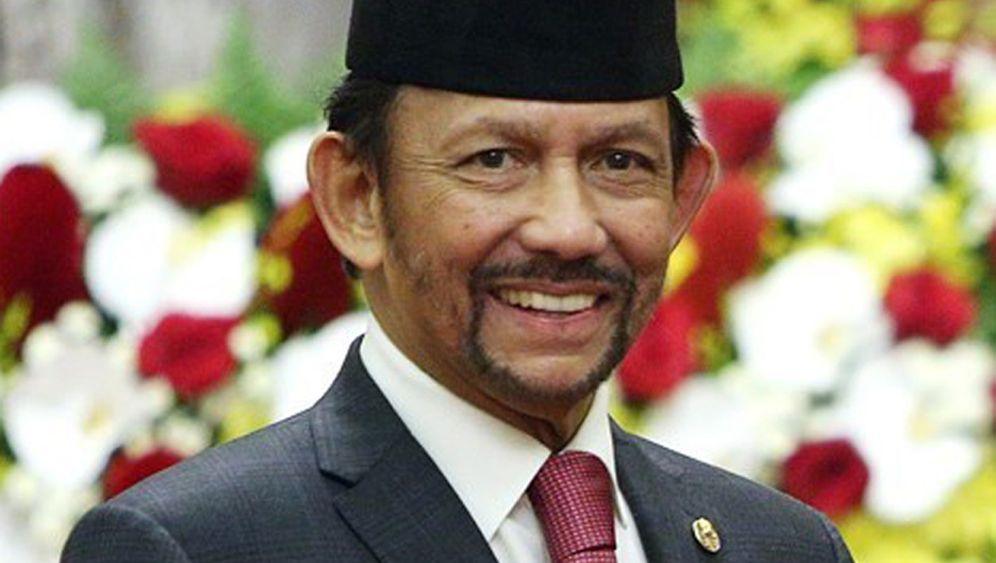 Sultan von Brunei: Allmächtiger!