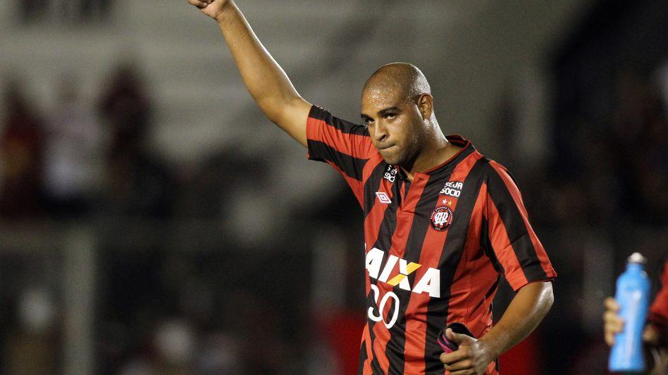 """Adriano beim Comeback: """"Jetzt heißt es, weiter hart arbeiten"""""""