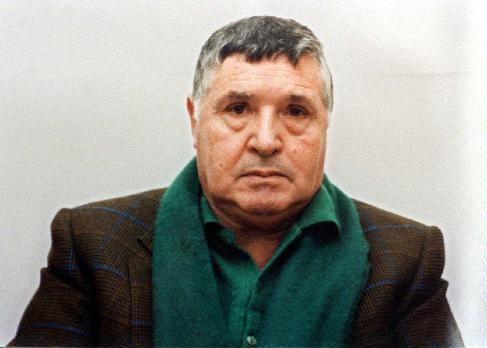 Mafia-Boss Toto Riina