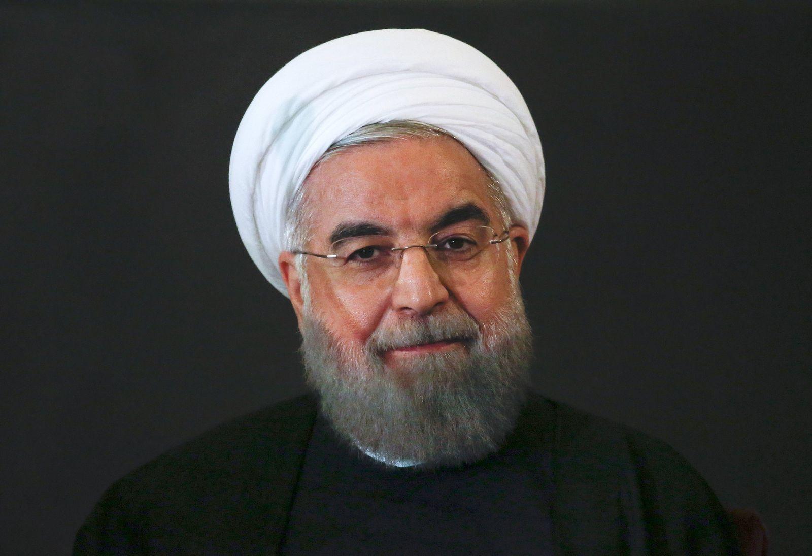 IRAN-EUROPE/ROUHANI