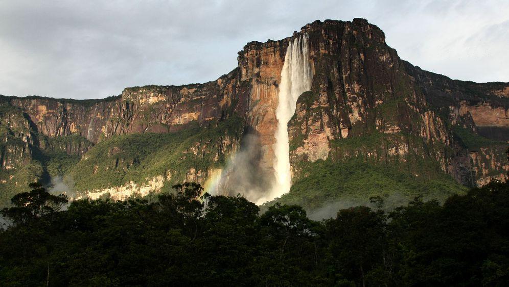 Vergessener Entdecker: Der Wasserfall, der die Welt sprachlos machte