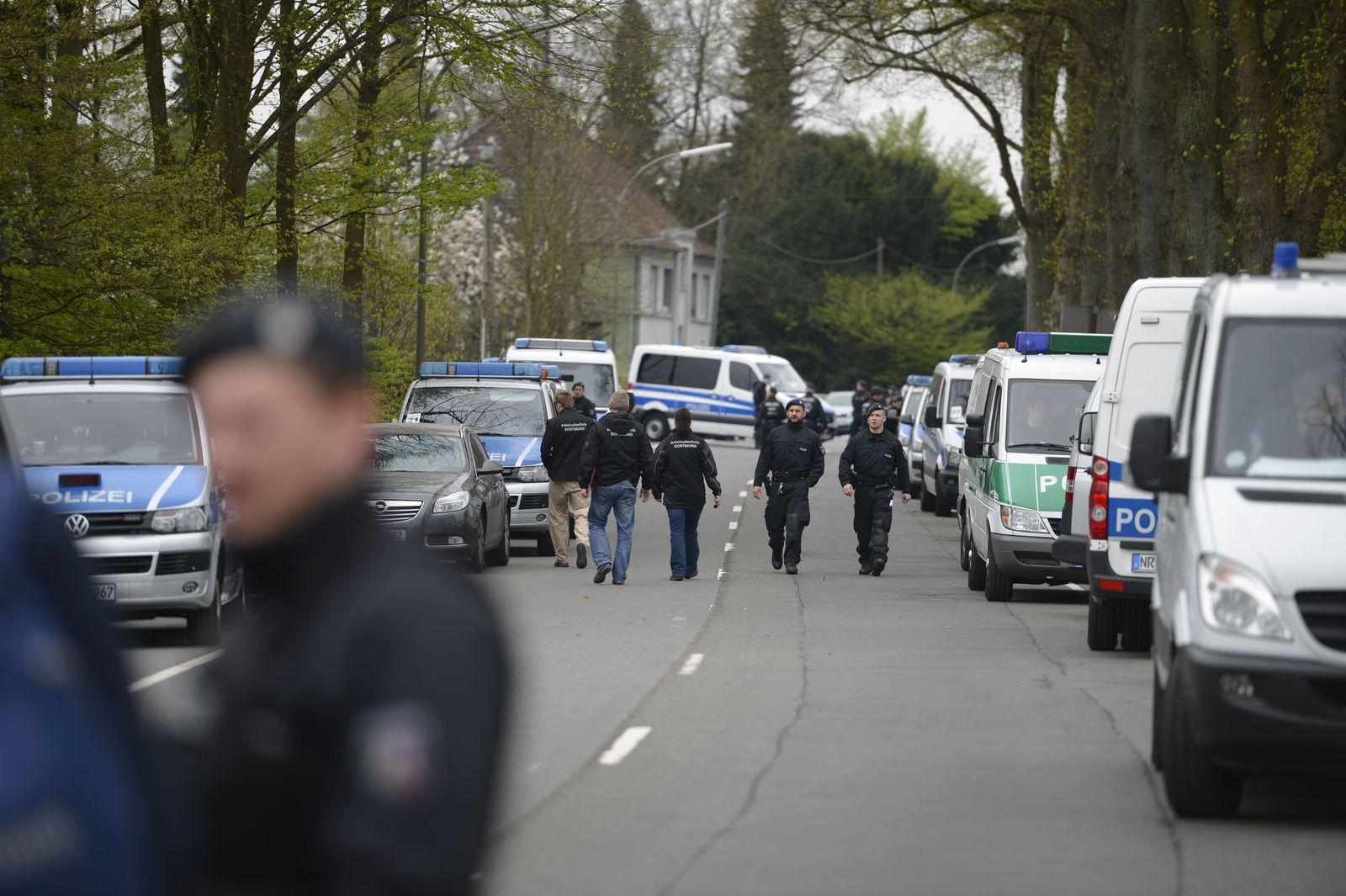 Anschlag Dortmund