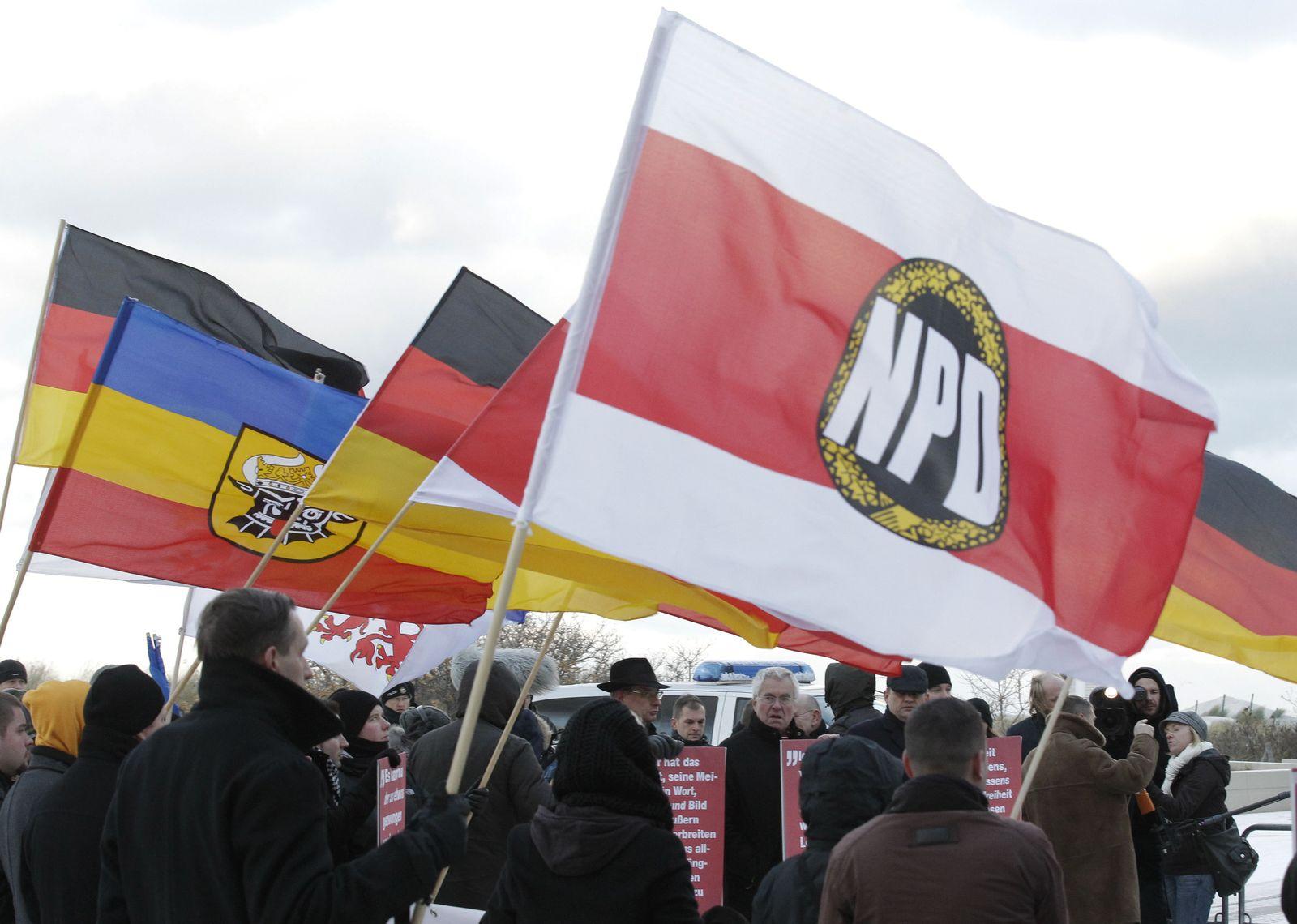 Parteien / NPD
