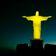 Christus-Statue erstrahlt in neuem Glanz