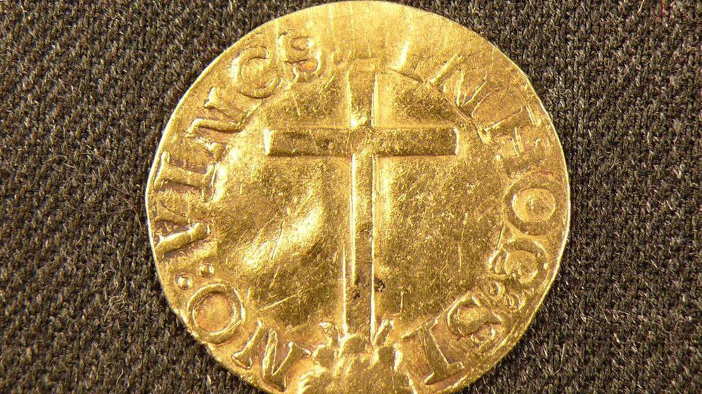 Funde im Schlick: Goldmünze aus Portugal, Spielzeug, Geschirr