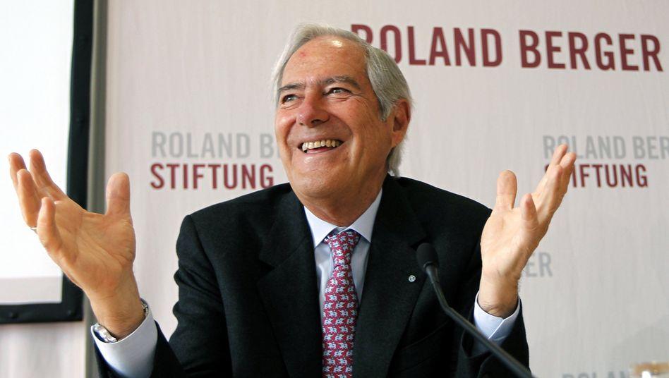 Roland Berger (Archiv)