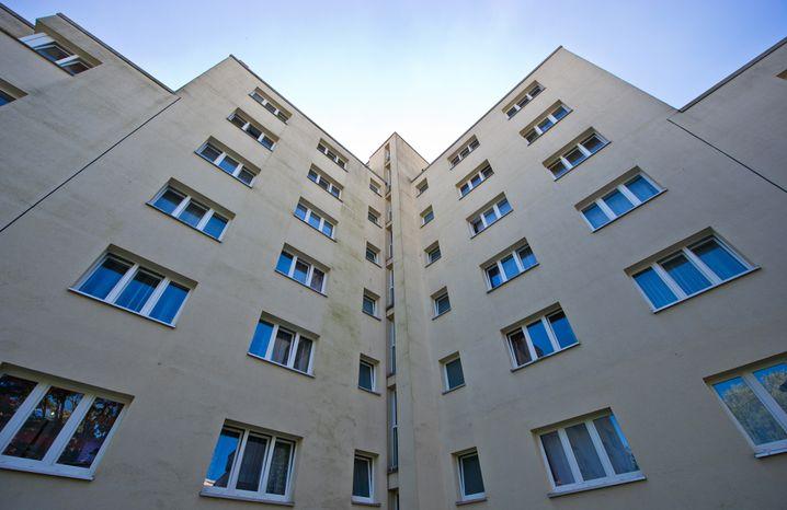 Sozialer Wohnungsbau in Hannover