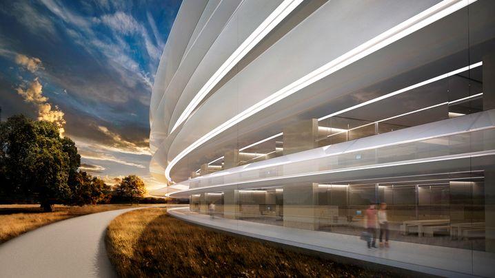 Photo Gallery: Apple's Spaceship