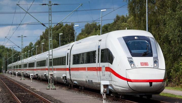 Deutsche Bahn: So sieht es aus im ICE 4